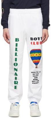 Billionaire Boys Club White Hot Air Balloon Lounge Pants