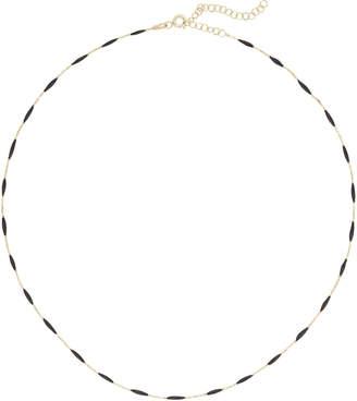 Argentovivo Enameled Chain Necklace
