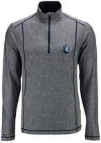Antigua Men's Minnesota Timberwolves Tempo Half-Zip Pullover