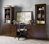 Pottery Barn Logan Small Office Suite with File Cabinets
