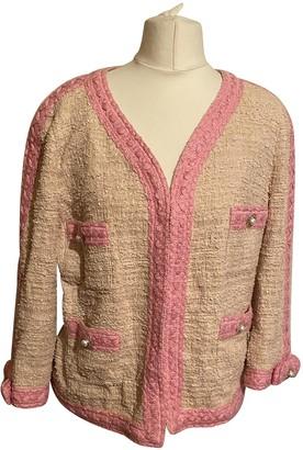 Edward Achour Multicolour Cotton Jacket for Women