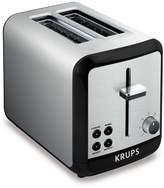 Krups Savoy 2-Slice Stainless Steel Toaster