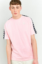 Kappa Zasti Pink Taped Raglan T-shirt