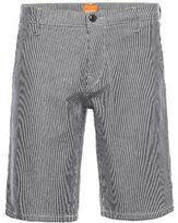 Hugo Boss Sairy-Shorts-W Slim Fit, Cotton Shorts 32R Blue