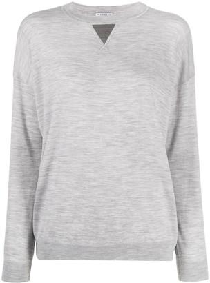 Brunello Cucinelli Relaxed Fit Sweatshirt