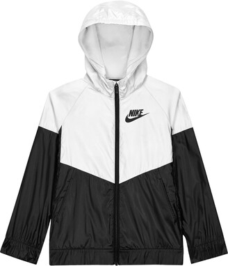 Nike Sportswear Kids' Windrunner Water Repellent Hooded Jacket