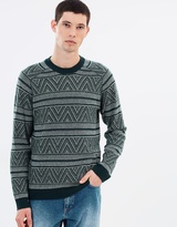 Wood Wood Johnny Sweater