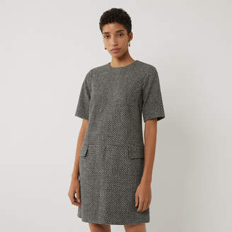 Warehouse WOVEN MINI TUNIC DRESS