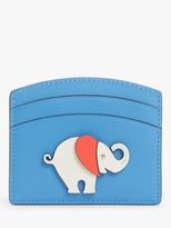 Kate Spade Elephant Leather Card Holder, Oceanside