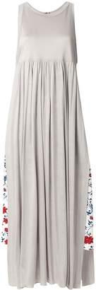 Y's side split dress