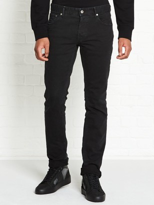 Just Cavalli Slim Fit Jeans - Black