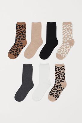 H&M 7-pack Socks