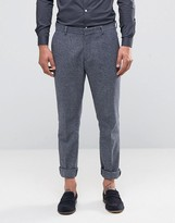 Selected Slim Smart Pant In Wool Mix