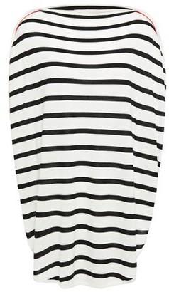MM6 MAISON MARGIELA Striped Jersey Top