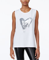 Rachel Roy Heart Graphic T-Shirt, Only at Macy's
