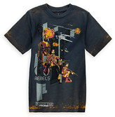Disney Rogue One: A Star Wars Story Rebel Forces Tee for Boys
