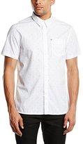 Bench Men's Rapson B Short Sleeve Casual Shirt