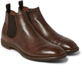 Officine Creative - Princeton Leather Chelsea Boots
