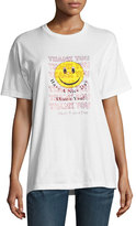 Rosie Assoulin Thank You Have a Nice Day Tee