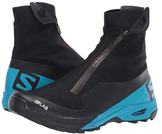 Salomon S/Lab XA Alpine 2 (Black/Transcend Blue/Racing Red) Shoes