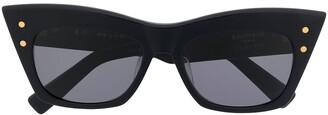 Balmain Eyewear Cat Eye Sunglasses