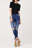 DL1961 High Rise Farrow Jeans