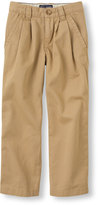 Children's Place Boys Pleated Chino Pants