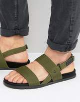 Hunter Original Webbing Sandals