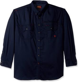 Ariat Men's Big Flame Resistant Vent Shirt