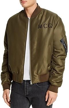 McQ MA1 Regular Fit Bomber Jacket