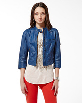 Lucky Brand Belden Leather Jacket