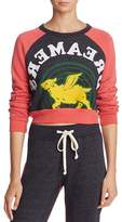 University of Today, Dreamers of Tomorrow Dreamers Cropped Sweatshirt - 100% Exclusive