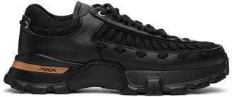 Ermenegildo Zegna Black XXX Sneakers