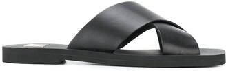 MICHAEL Michael Kors Glenda flat sandals