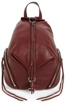 Rebecca Minkoff 'Medium Julian' Backpack - Red