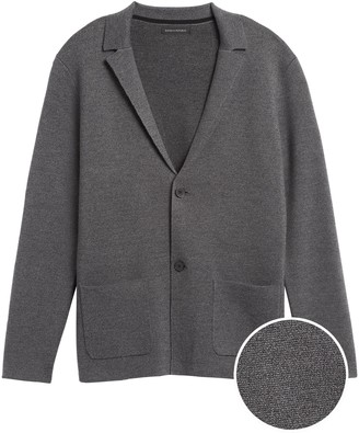 Banana Republic Sweater Blazer
