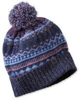 L.L. Bean Powder Pom Hat