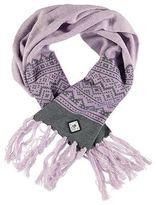 Soul Cal SoulCal Womens Ice Scarf Fine Knit Muffler Chuddar Wrap Accessories