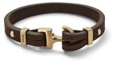 Fossil Anchor Bracelet