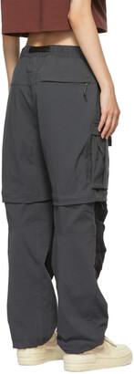 Nike Grey NRG ACG Smith Summit Cargo Pants
