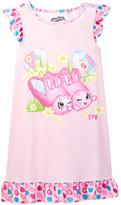 Shopkins Bun Bun Ruffle Night Gown (Little Girls & Big Girls)