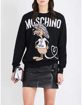 Moschino Rat-a-porter Wool Jumper