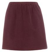 Miu Miu Wool-blend skirt