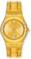 Swatch Women's YLG404G Fancy Me Dial and Bracelet Watch