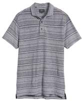 Rodd & Gunn St Kilda Sports Fit Stripe Jersey Knit Polo