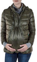 Modern Eternity Lola 5-in-1 Lightweight Down Maternity Jacket