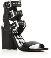 Dolce Vita Edin Strappy Buckle Sandals