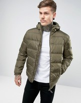 Fat Moose Cosmo Quilted Jacket Hooded