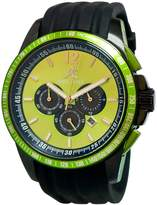 Adee Kaye Men's AK7141-M Ak7141/Gn Artfully Designed Dial Protected With A Durable Mineral Crystal Watch