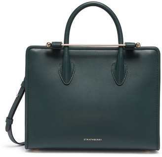 Strathberry 'The Midi' leather tote